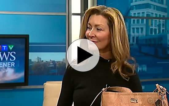 Green Living's CEO Laurie Simmonds on CTV
