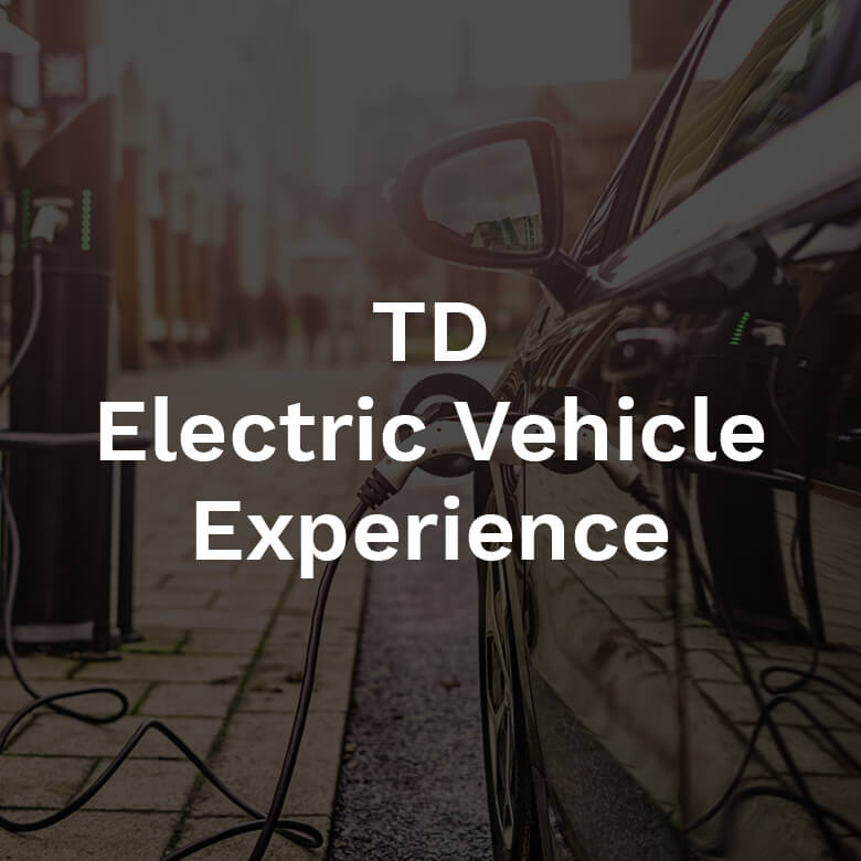 TD Electric Vehicle Experience 2018