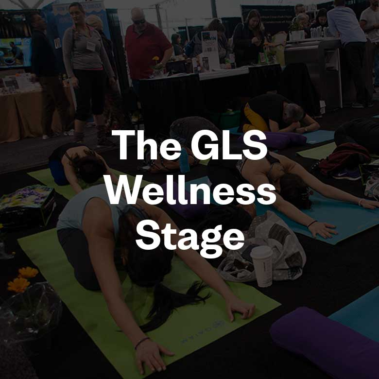 The GLS Wellness Stage
